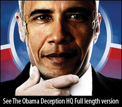 MOVIE: The Obama Deception HQ Full-Length Version