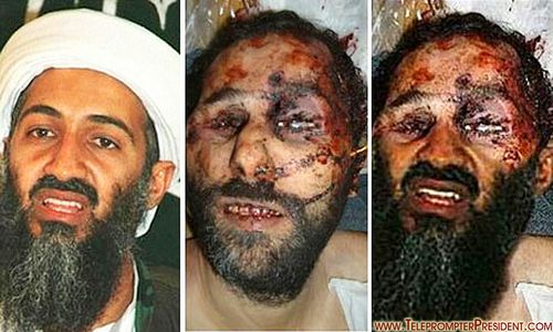 Dead Osama bin Laden Photo Was 'Photoshop' Fake — Video: How Fraud Photo Created