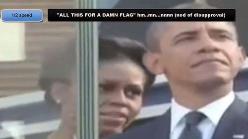 Michelle Obama Flag
