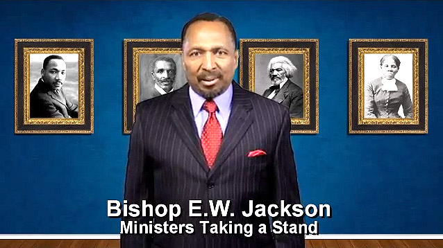 Bishop E.W. Jackson Message to Black Christians