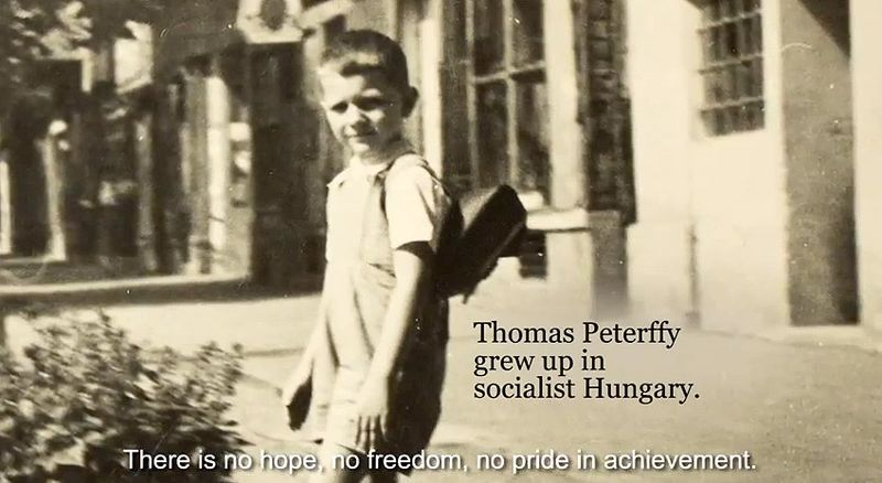 Thomas Peterffy - Freedom To Succeed