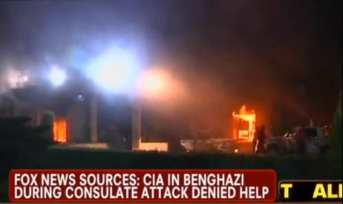 Fox News Video: CIA Help Requests Denied in Benghazi